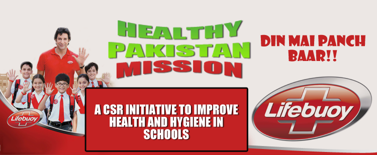 Successful completion of Healthy Pakistan Mission 2012 Phase I