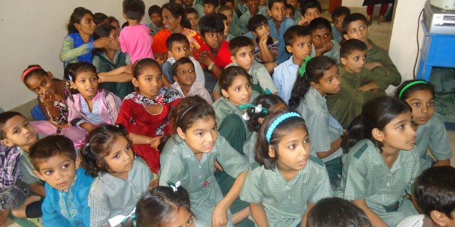 Healthy Pakistan Mission at The Garage School, Karachi