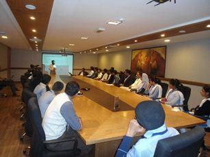 Telenor HumQadam: Career Counseling Session, Karachi