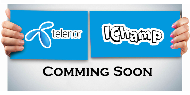 Telenor Pakistan: IChamp