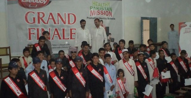 Global Hand Washing Day 2012 – KP