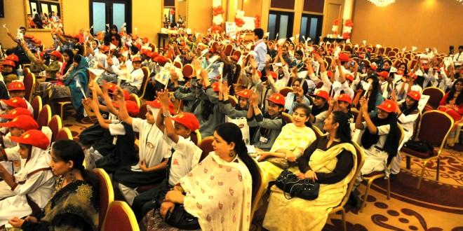 Global Hand Washing Day in Karachi – 2012