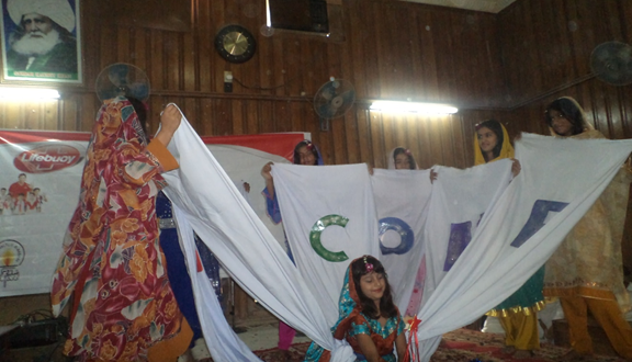 Global Hand Washing Day 2012 – Muzaffargarh