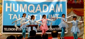 Telenor HumQadam Activity at Dar-ul-Atfaal for Orphan girls in Bahawalpur