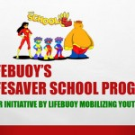 Lifebuoy's CSR: Lifesaver School Program 2013