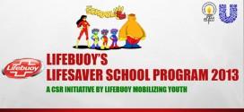 Lifebuoy's CSR: Lifesaver School Program 2013
