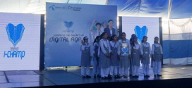 Telenor I-Champ Initiative in collaboration with Idara e Taleem o Agahi
