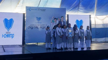 Telenor I-Champ Initiative in collaboration with Idara e Taleem o Agahi